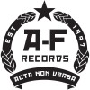 A-F Records Celebrates One Year Anniversary of the Label's Return / All Releases Available For Name-Your-Price on Bandcamp